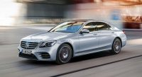 The Best Car of the Year 2018 - Mercedes S