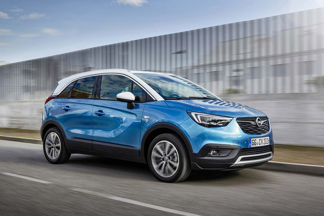 The Best Car of the Year 2018 - Opel Crossland X