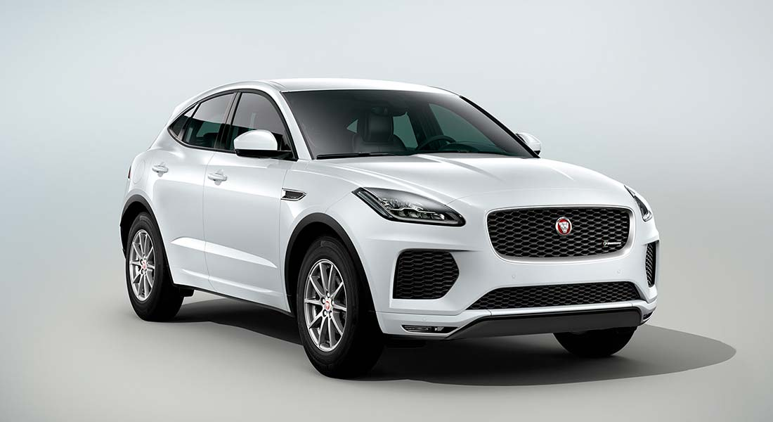 British Motors Jaguar E-Pace