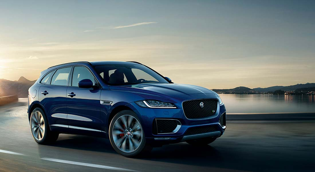 British Motors - Jaguar F Pace