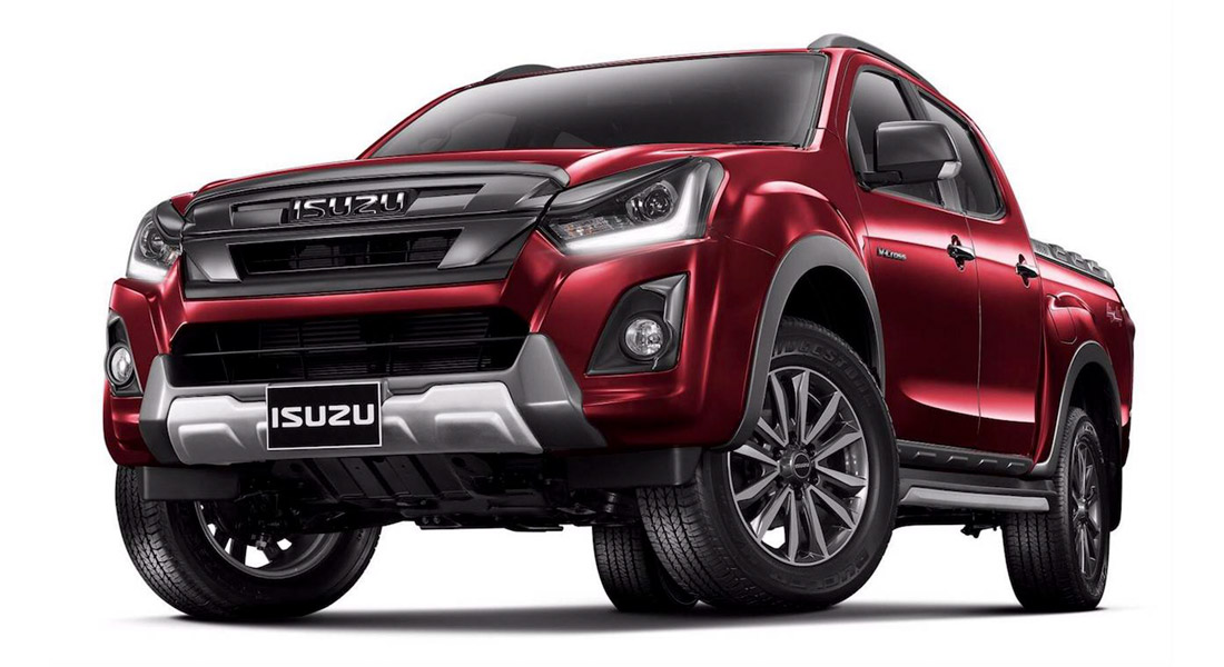 Trio Motors - Isuzu D Max Facelift