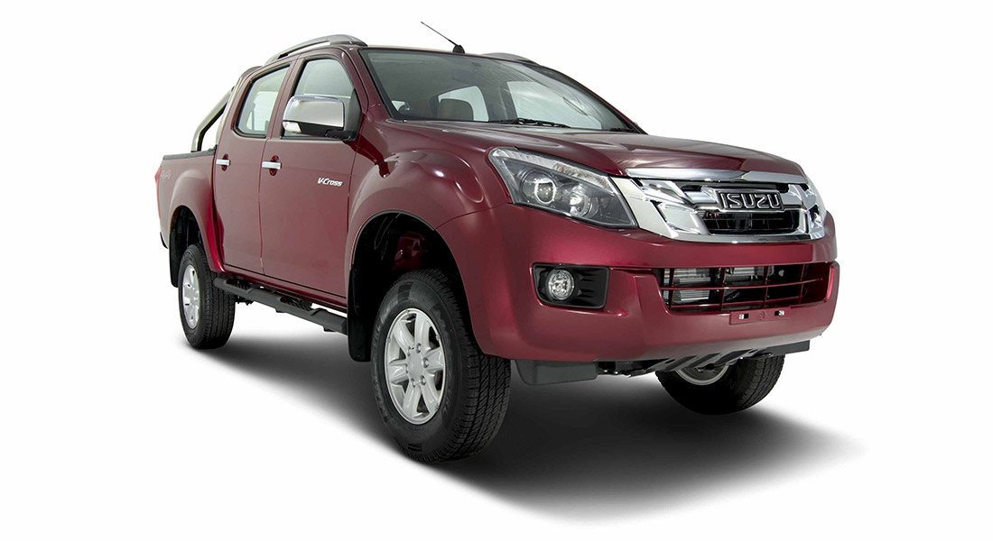 Trio Motors - Isuzu D Max V-Cross
