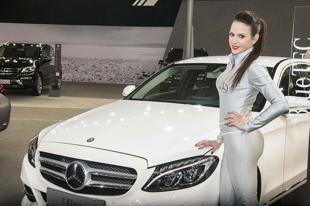 Salon automobila 2015.