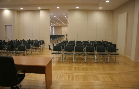 Conference Room – Hall 4
