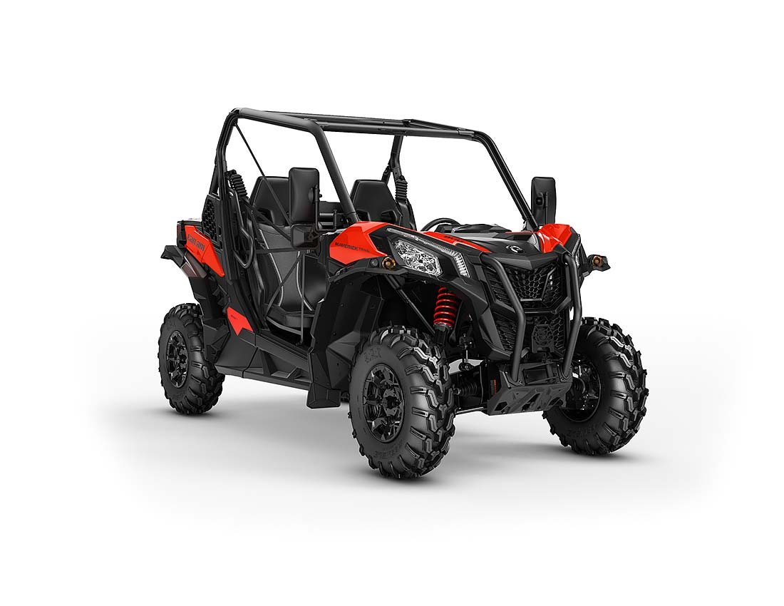 MAVERICK TRAIL DPS 800 T