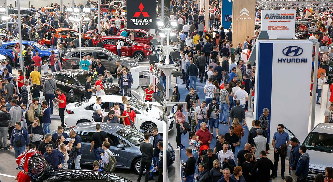 The 54. International Motor Show