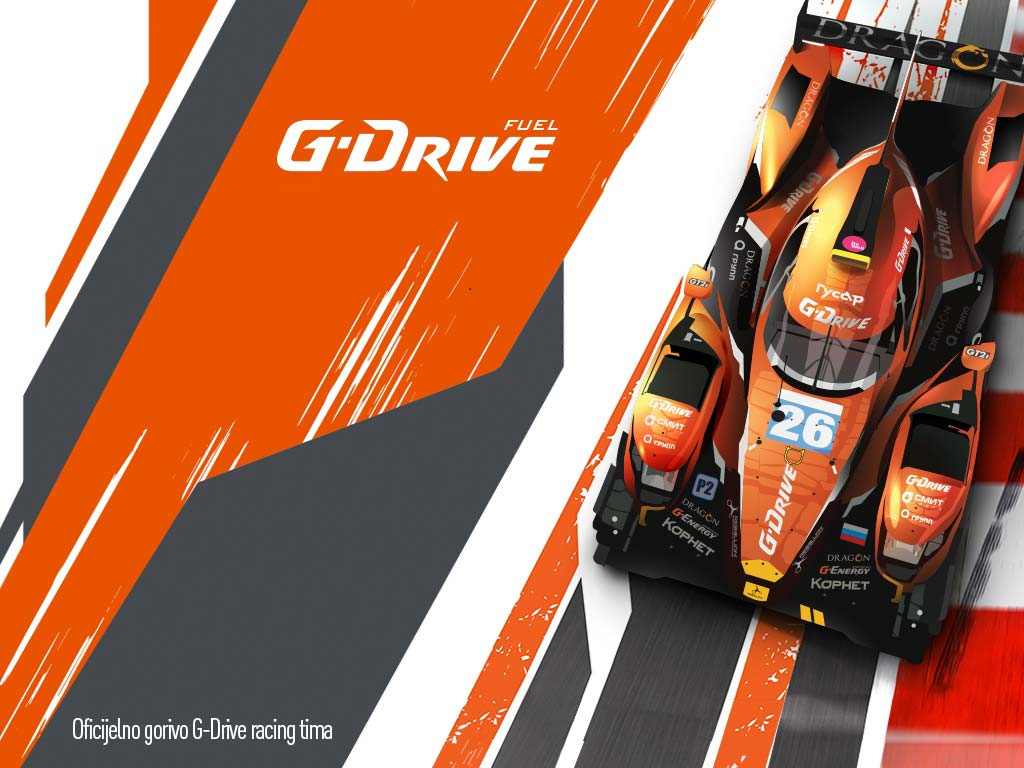 NIS - G-Drive Racing tim